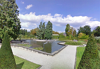 Kunstweekend kasteeltuinen Arcen, Wim Noordam