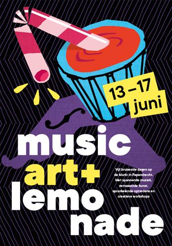 Music Art + Lemonade - Papendrecht