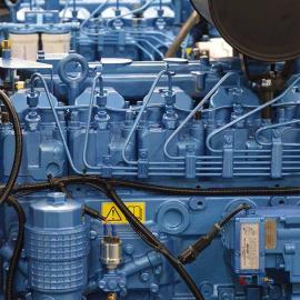 Abato Motoren, foto Wim Noordam