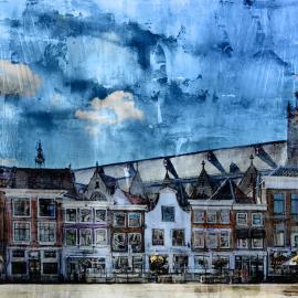 Sint-Janskerk in Gouda door Wim Noordam