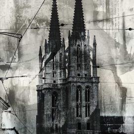 Sint-Joriskerk, kunstwerk Wim Noordam