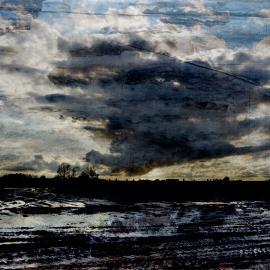 Het natte land door Wim Noordam