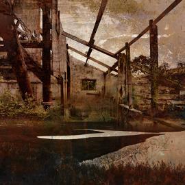 Het verlaten huis door WimNoordam