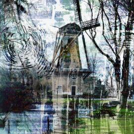 Bernissemolen in Geervliet door Wim Noordam