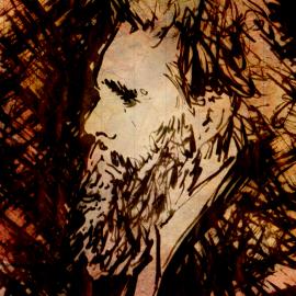 Digitale kunst, portret 7
