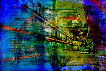 Kunst van bedrijven door Wim Noordam