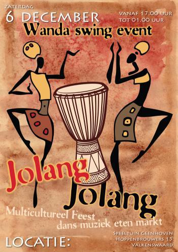Flyer Jolang Jolang festival