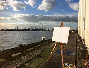 Schilderen Rotterdam