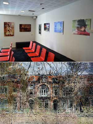 Solo-expositie Wim Noordam in Wouw