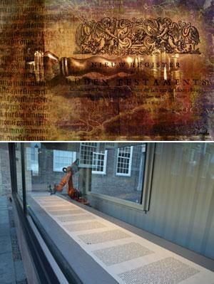 Grafische kunst, Statenbijbelmuseum Leerdam